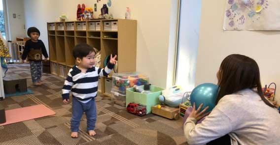 乳児室・ほふく室(0~1歳児)